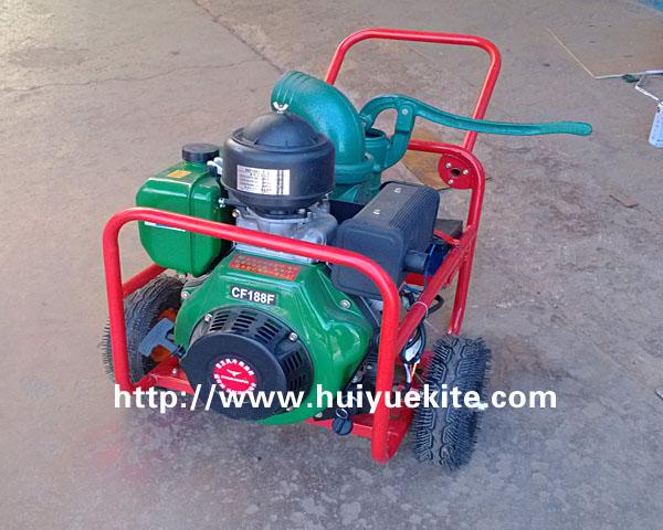 汽油机水泵产品展示